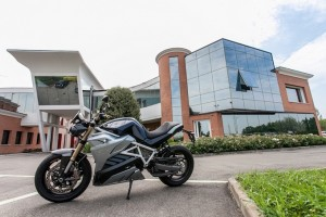 Moto Energica va all'assalto del mercato tedesco