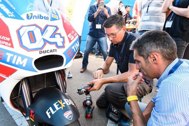 Ducati e Bosch festeggiano 10 anni di collaborazione