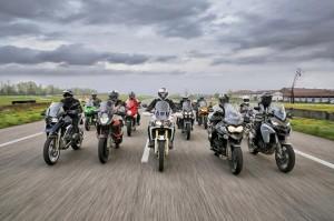 ANCMA: Agosto positivo per le 2 ruote