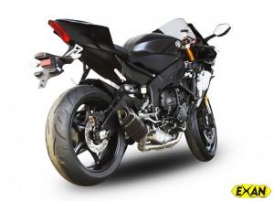 Exan: ecco la nuova gamma di collettori per la Yamaha YZF R6