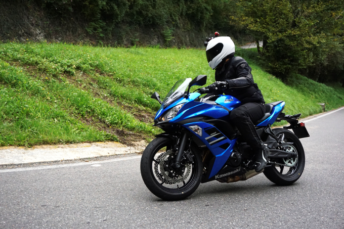 Kawasaki Ninja 650, la sportiva per tutti i giorni  [PROVA SU STRADA]