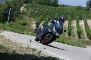 Suzuki Burgman 400 ABS torna a sfilare a Torino