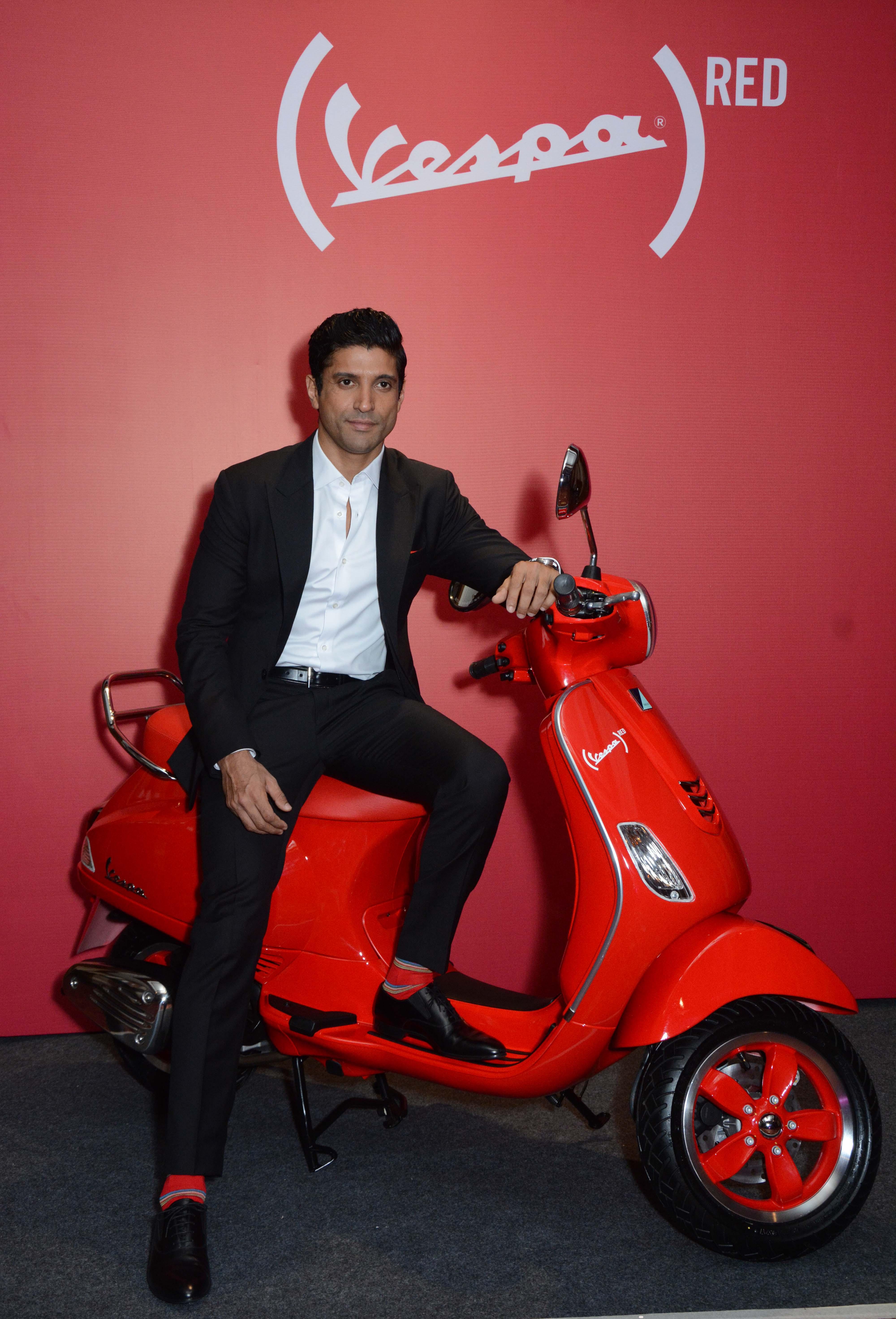 Vespa RED India