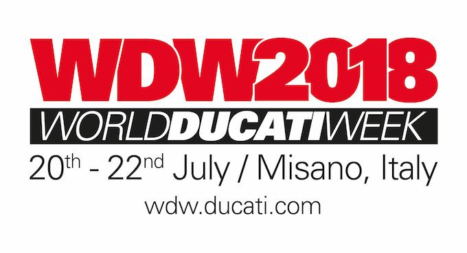 World Ducati Week: le date dell'edizione 2018