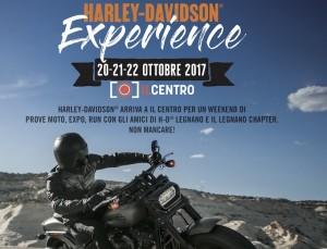 Harley-Davidson e Il Centro insieme per un weekend di motori e shopping