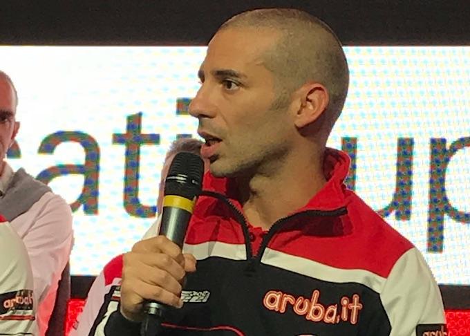 """Marco Melandri: """"Anno importante. Voglio portare Ducati in alto"""" [INTERVISTA ESCLUSIVA]"""