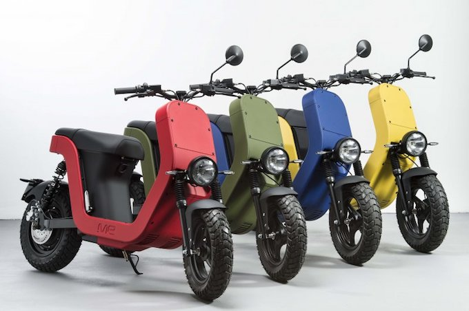 Nasce Me, lo scooter elettrico 100% Made in Italy