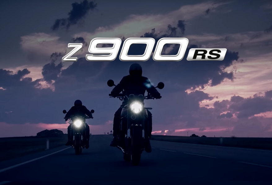 Kawasaki Z900RS: svelato il secondo teaser