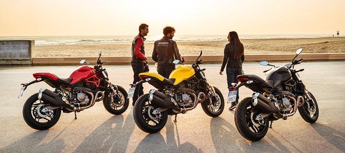 Ducati Monster 821 MY2018: svelato il nuovo modello