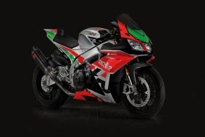Aprilia Racing Factory Works kit: presentato all'EICMA il pacchetto che mette le ali alla RSV4 [FOTO]