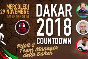 Ciapa la Moto: una serata tutta dedicata alle emozioni della Dakar