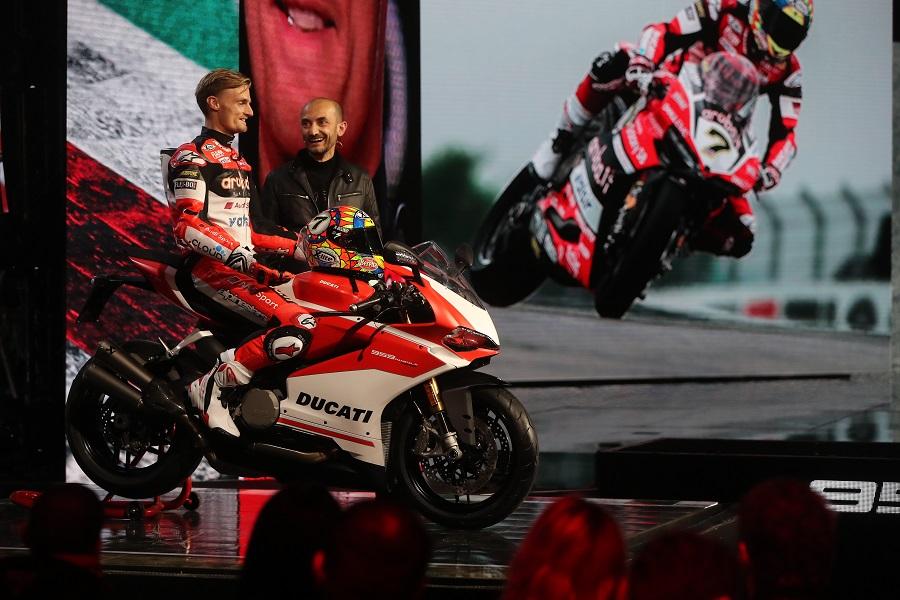 Al Ducati World Premiere tante novità per: 959 Panigale Corse, XDiavel e Multistrada 1200 Enduro Pro