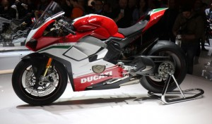 Ducati: dalla Scrambler 1100 alla Panigale V4, tecnica versatile e potente [VIDEO LIVE]
