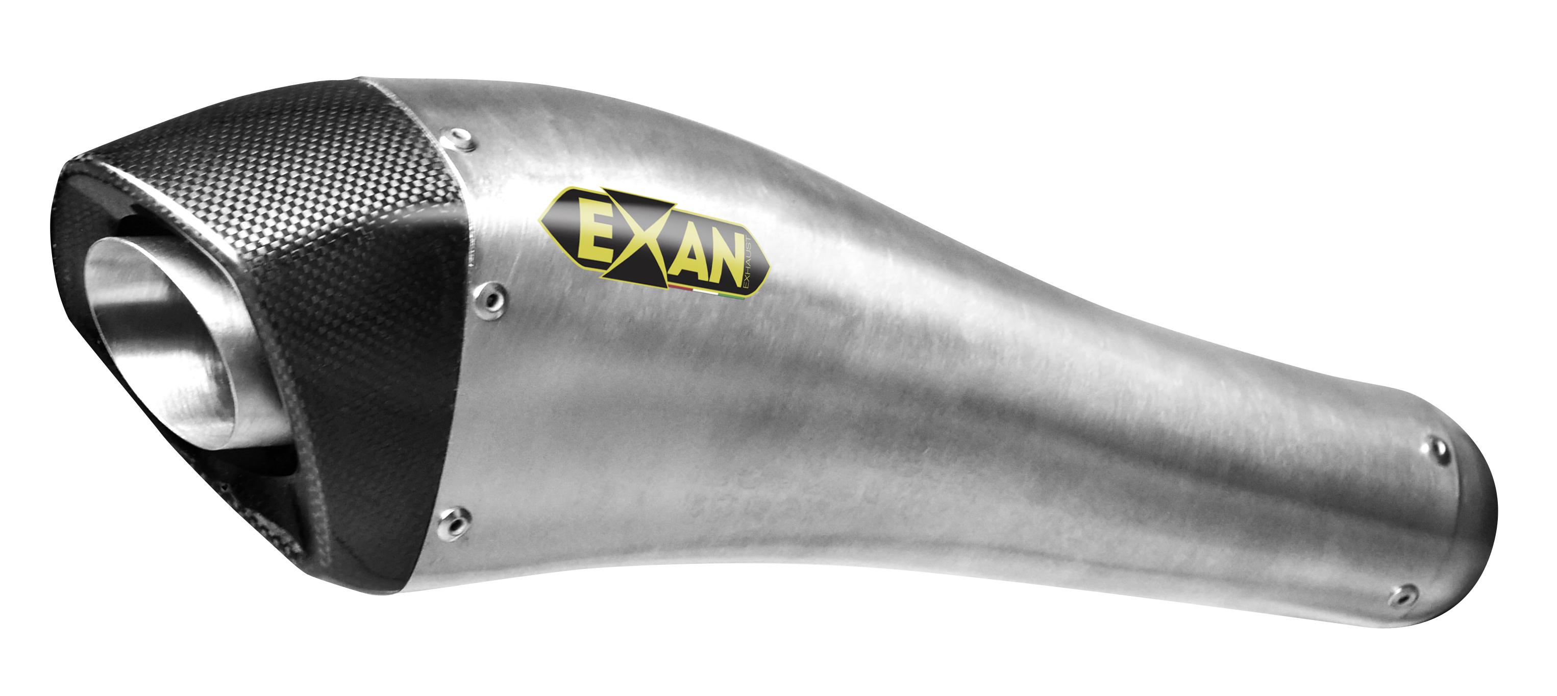 EXAN - X-Black-Evo (Inox)