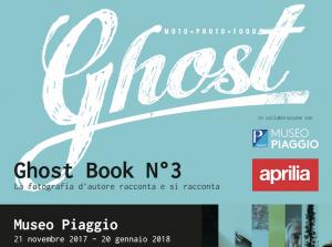 Piaggio ospita l'arte con la mostra Ghost Moto Photo Food di Toni Thorimbert