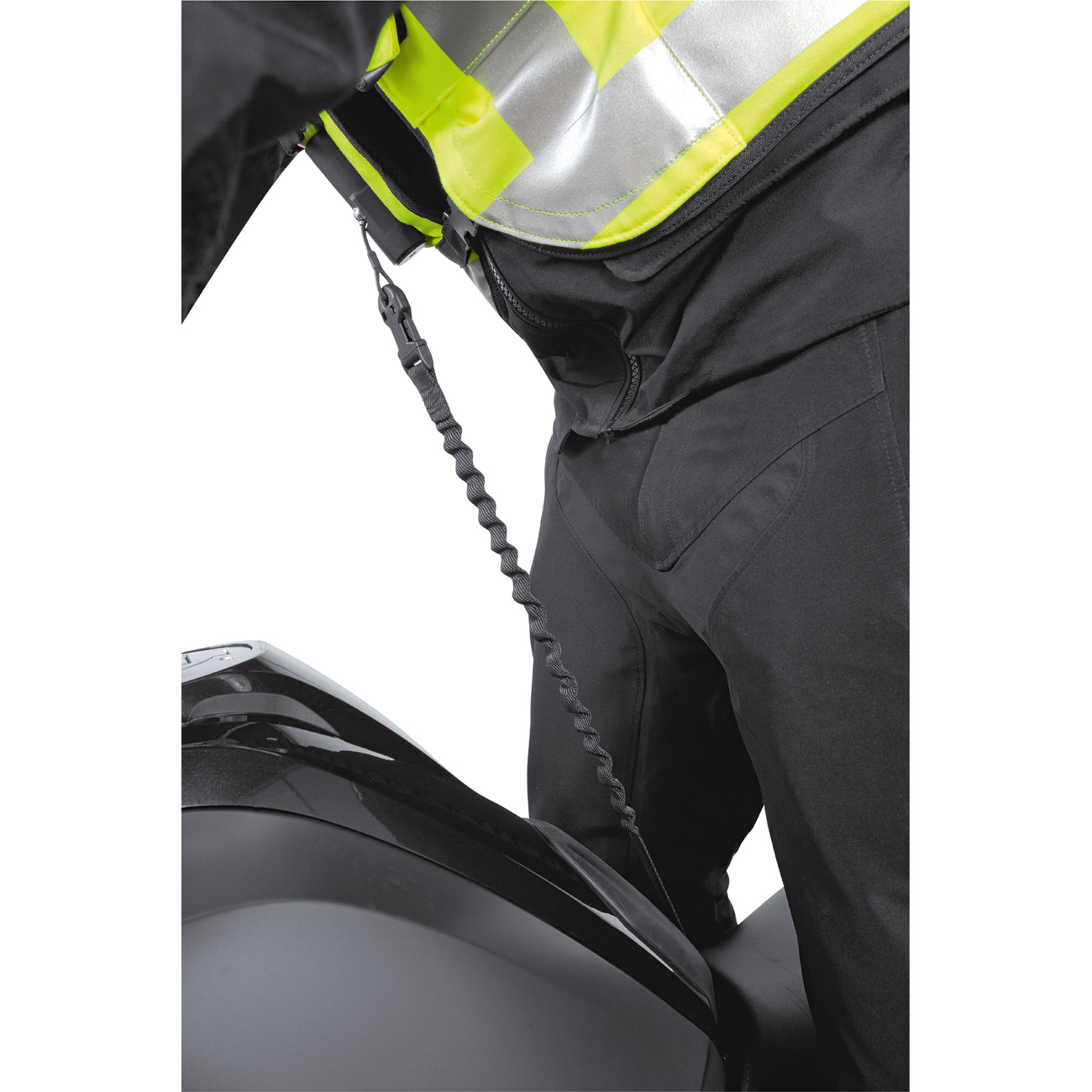 HELD - AIR VEST  (Art.6449) (Giallo Fluo)-3