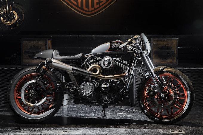 Harley-Davidson celebra un 2017 al top con un maxy stand a EICMA 2017