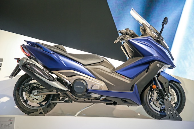 EICMA 2017: Kymco guarda al futuro con due nuovi concept [VIDEO LIVE]