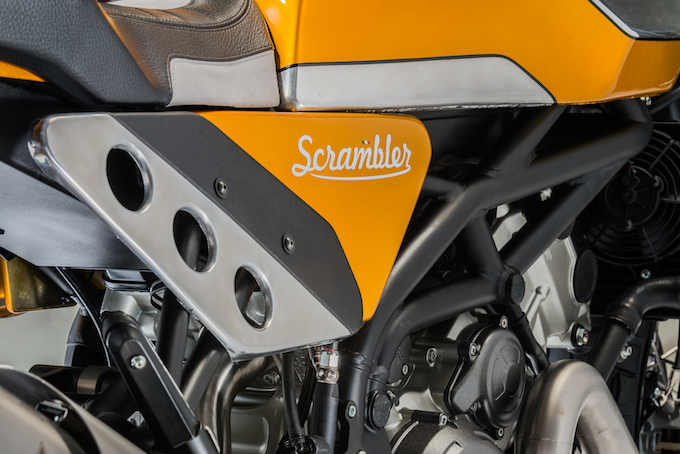 A EICMA arriva Moto Morini Scrambler 1200: il giusto mix di tradizione e innovazione