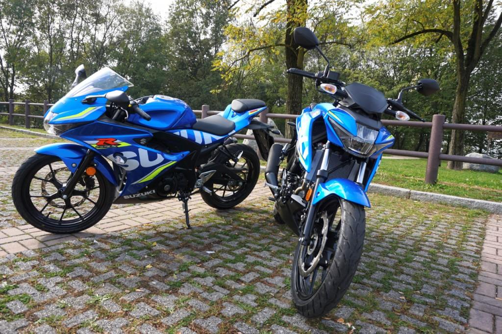 Suzuki GSX – R 125 e GSX – S 125: la prima moto per sognare in grande [PROVA SU STRADA]