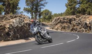 Honda X-ADV 2018: nuova modalità G per la guida Off-road e controllo di Trazione HSTC [FOTO]