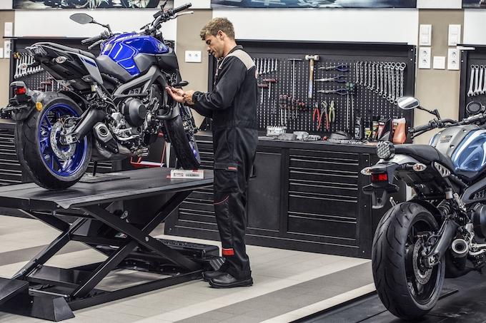 "Yamaha: scatta l'operazione ""Safe Ride"""