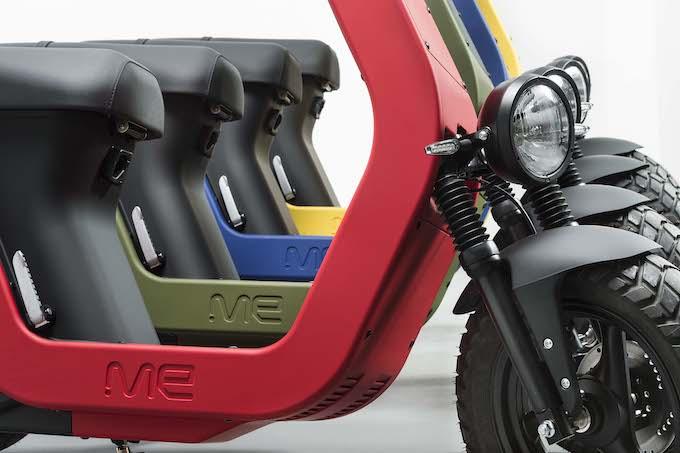 A Fuori-EICMA arriva  lo scooter elettrico ME