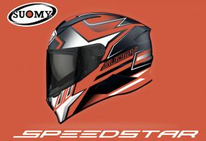 Suomy: a EICMA arriva Speedstar, 20 anni di esperienza nel racing sotto forma di casco [VIDEO LIVE]