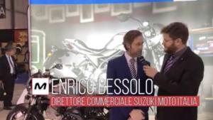 Suzuki: alla scoperta della SV650X presentata a EICMA [VIDEO LIVE]