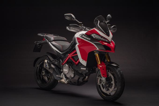 Ducati Multistrada: ancora più emozionante col motore Testastretta DVT