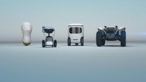 Honda 3E: quattro concept tra auto, moto e futuro