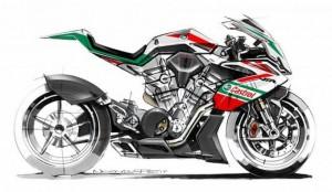 Honda: nel 2019 arriva la nuova super sportiva con motore V4