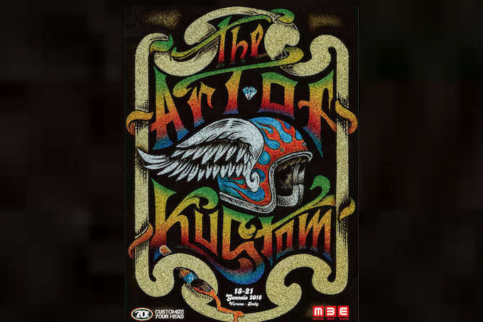 "Motor Bike Expo: a Verona arriva ""The Art Of Kustom"""