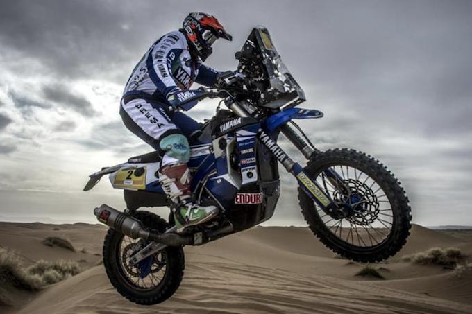 Yamaha: la WR450F Rally compagna di Alessandro Botturi alla prossima Dakar