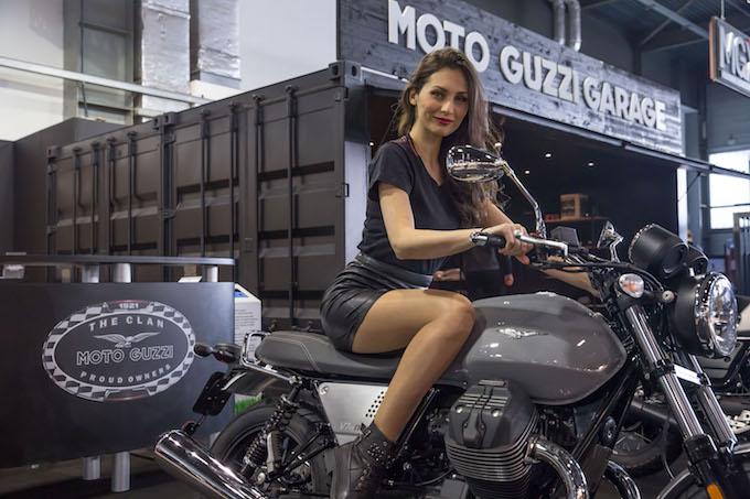 Moto Guzzi e Aprilia insieme al Motor Bike Expo di Verona