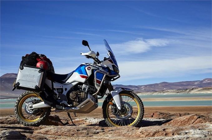 Honda: CB1000R, Gold Wing e Africa Twin protagoniste al Motor Bike Expo
