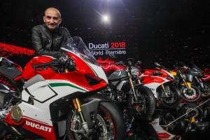 Ducati: il 2017 si chiude col segno più