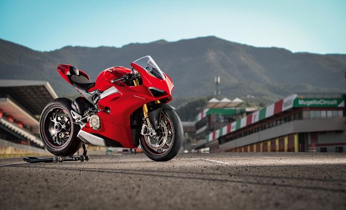 Panigale V4: la moto di serie più vicina a una MotoGP