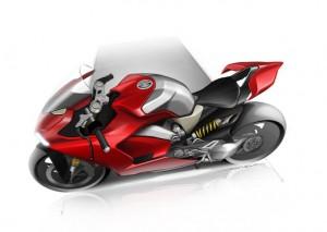 """Ducati Panigale V4, Andrea Ferraresi: """"Abbiamo dato forma al suo carattere"""""""