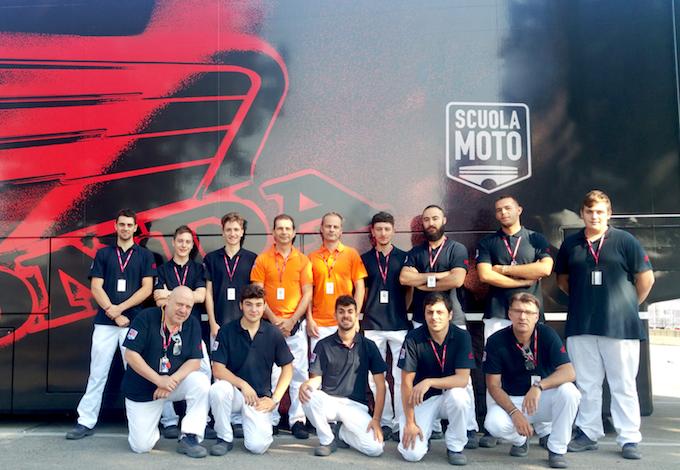 """Scuolamoto e  Honda Italia rinnovano l'appuntamento col """"Corso di Meccanico Riparatore Moto"""""""