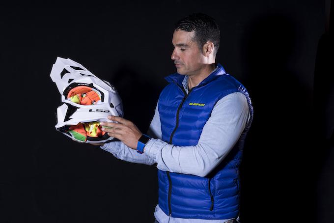 LS2 Helmets: coppia d'assi per festeggiare il decimo anno di attività