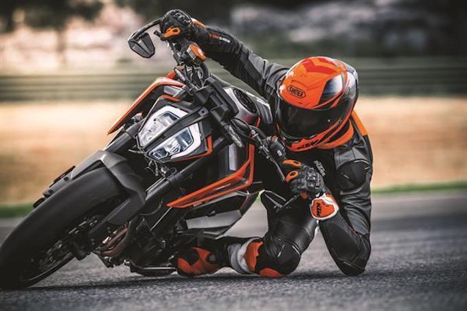 KTM: la 790 DUKE è pronta a conquistare il Motor Bike Expo