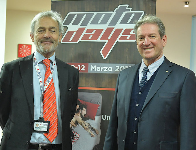 Roma Motodays firma la partnership con Federmoto