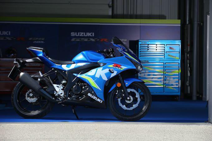 Suzuki GSX-R125 2018m/y