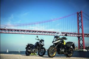Suzuki: arrivano le nuove V-Strom 1000 Feel More e Globe Rider