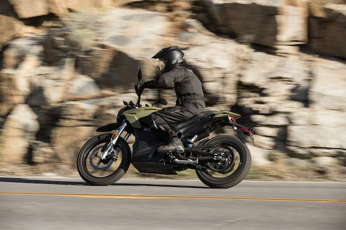 Zero Motorcycles: nasce la versione 11kW del modello Zero DS ZF14.4