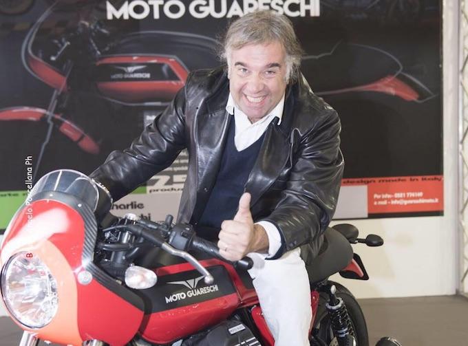 """Charlie Gnocchi: """"Al Motor Bike Expo ci sono moto che sembrano sculture"""" [INTERVISTA ESCLUSIVA]"""
