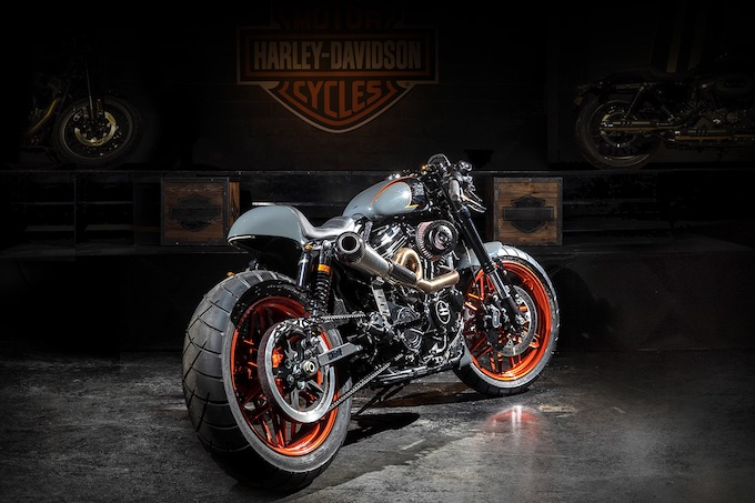 Harley-Davidson si fa in due per Motor Bike Expo