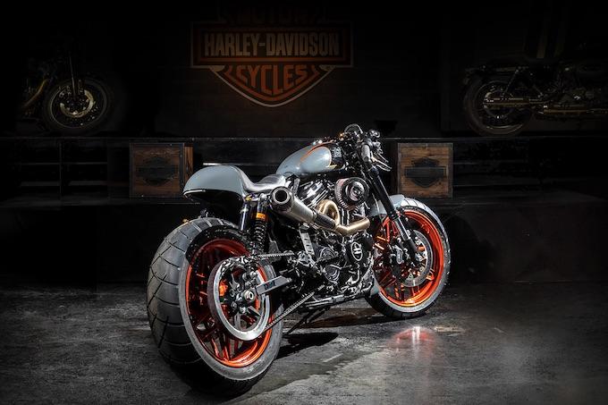 Harley-Davidson si fa in due per Motor Bike Expo