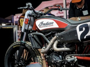 Indian Scout FTR750 – AMA Flat Track Championship 2018